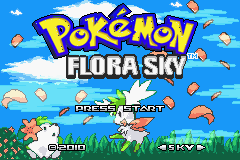 Pokemon Flora Sky - Complement Dex Version -  - User Screenshot